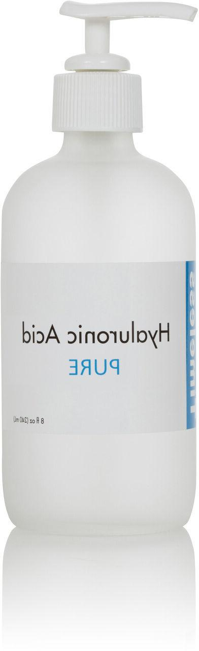 Timeless hyaluronic acid 100% Natural. Hydrate & Plump Your