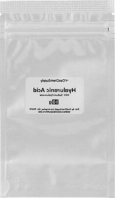 Hyaluronic Acid Powder 10g