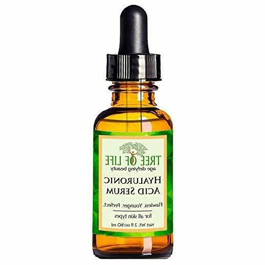 Hyaluronic Acid Serum Skin - Pure with