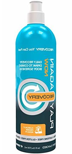Play Again Now Hyaluronic Acid Supplement With Msm Oral Liqu