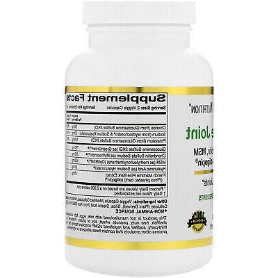 Hyaluronic Acid 100mg Amazing Nutrition Formulas 120 Capsule