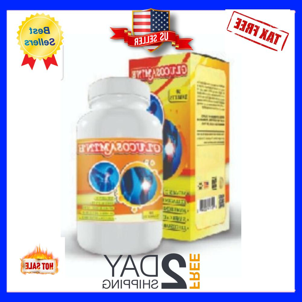 joint health advanced glucosamine collagen hyaluronic acid