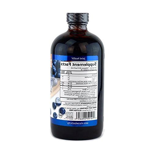 NeoCell Joint Hyaluronic Acid Blueberry 50 mg fl. 16