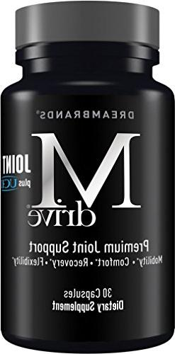 Mdrive Joint Pain Relief Dietary Supplements, Has Collagen,