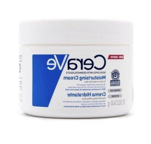 moisturizing cream 12 oz 340g 3 essential