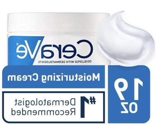 CeraVe Cream Face and Normal, Dry 19oz