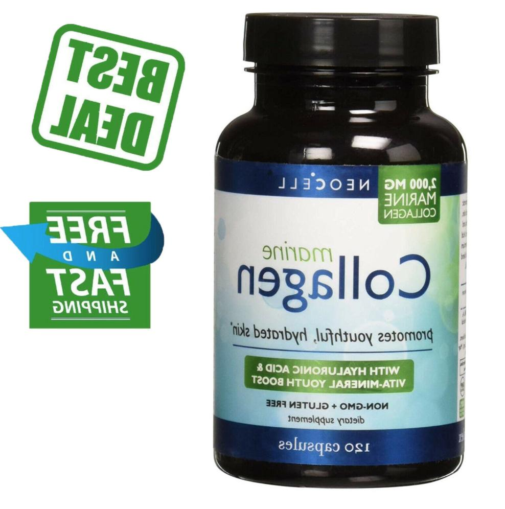 neocell marine collagen with hyaluronic acid