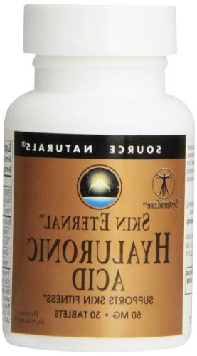 Source Naturals Hyaluronic 30 Tablets