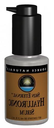 Source Naturals, Skin Eternal, Hyaluronic Serum, 1 fl oz  by