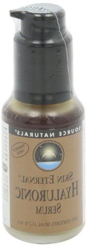 Source Naturals Skin Hyaluronic Serum fl oz
