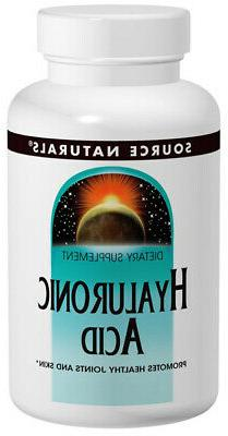 source naturals hyaluronic acid 50 mg 30