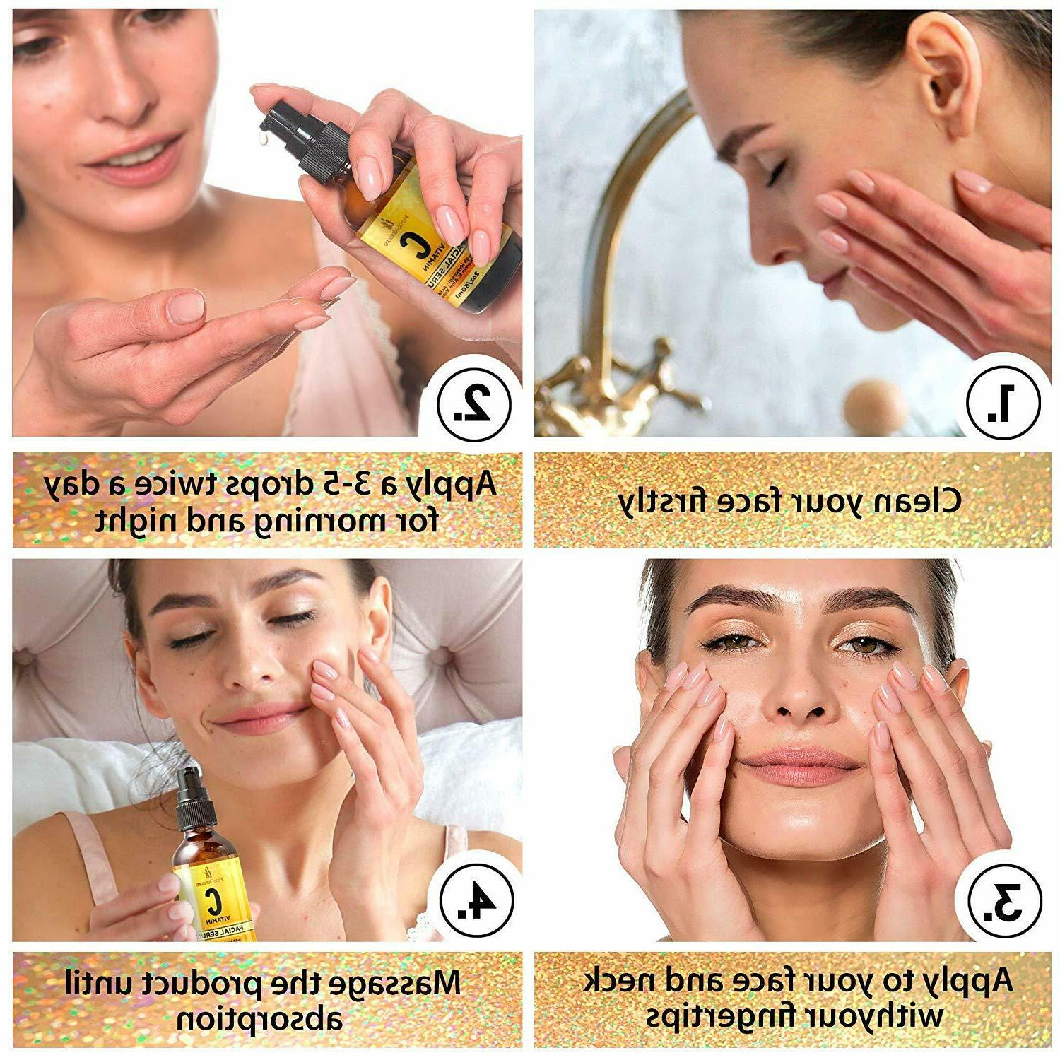 Vitamin Face with Hyaluronic and Vitamin