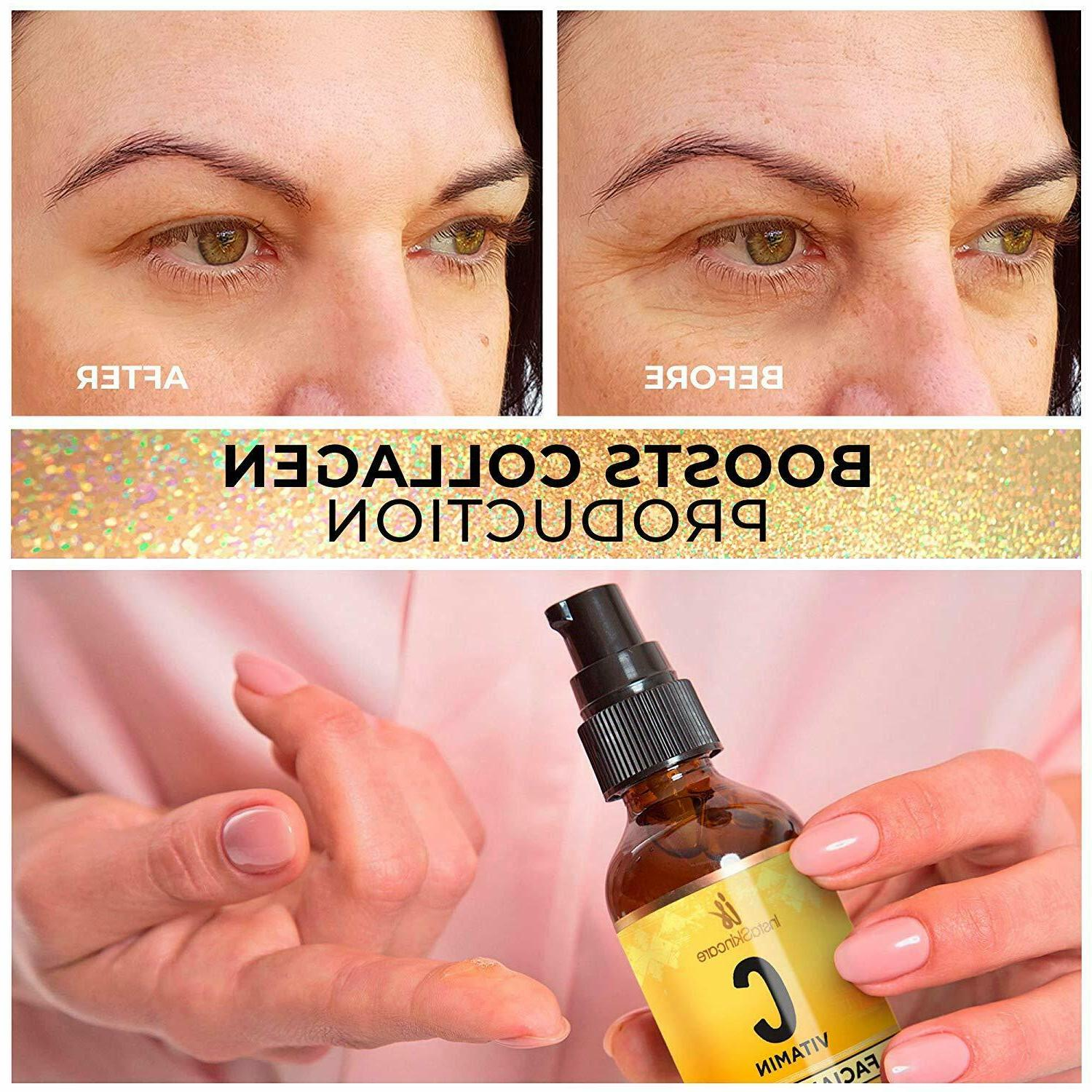 Vitamin Face Hyaluronic and E