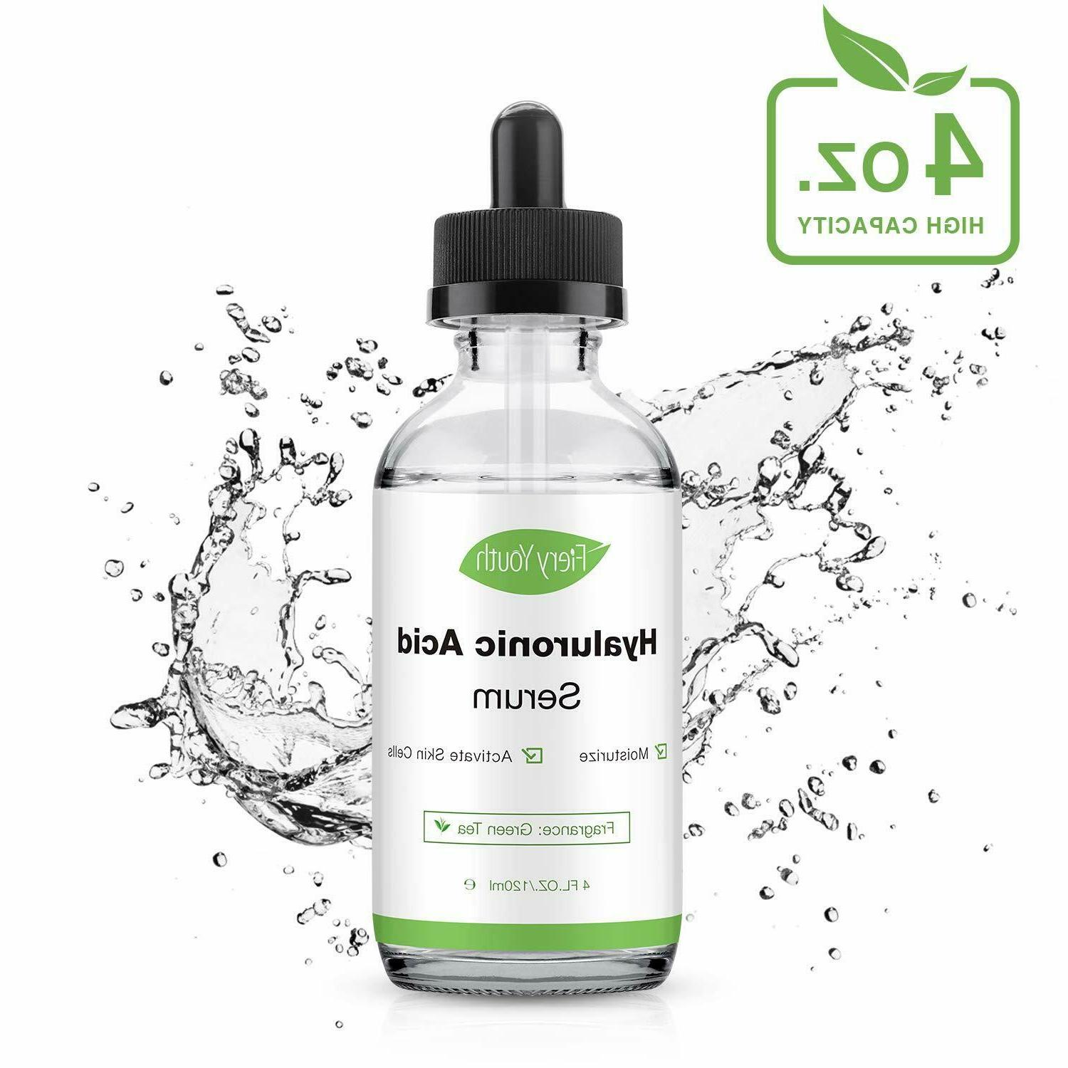 HYALURONIC Oz Natural Healthy Skin Care