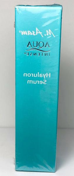 M. ASAM AQUA INTENSE HYALURON SERUM 50ml With hyaluronic Aci