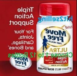 Schiff Move Free Ultra 75 or More Tablets Up to 12 Bottles J