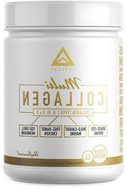 Multi Collagen Protein: Fortified with Biotin Hyaluronic Aci