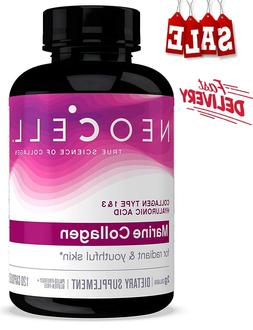Neocell Marine Collagen with Hyaluronic Acid Vital Proteins