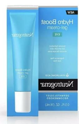 New In Box Neutrogena Hydro Boost Eye Gel-Cream with Hyaluro