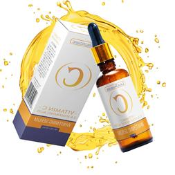 Pure Vitamin C Hyaluronic Acid Whithening Collagen Serum for