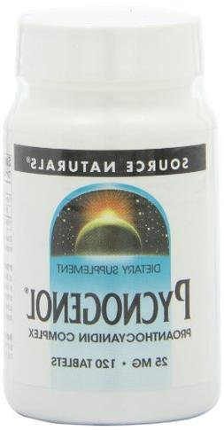 Source Naturals Pycnogenol 25mg Proanthocyanidin Complex Her