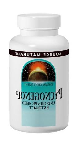 Source Naturals Pycnogenol with Grape Seed Extract 100mg  He