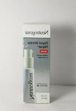 Neutrogena Rapid Wrinkle Repair Hyaluronic Acid Face Serum &
