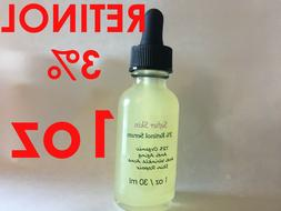 Retinol 3% 1oz Clinical Strength Organic Hyaluronic Acid Pot