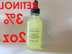 Retinol 3% Clinical Strength Organic Hyaluronic Acid Retinol