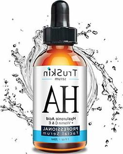 The BEST Hyaluronic Acid Serum for Skin Face with Vitamin C,