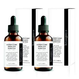 TRIPLE STRENGTH HYALURONIC ACID SERUM - Double Weight- 30ml/