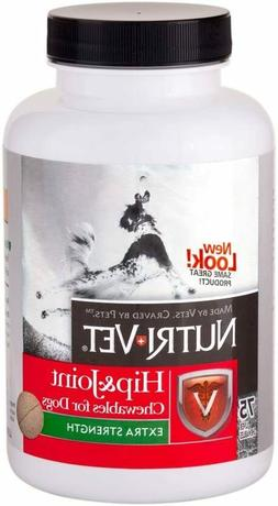 Nutri-Vet Veterinarian Strength Hip and Joint Maximum for Do