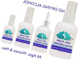 Watts Beauty Wrinkle Serum with 100% Hyaluronic Acid - Plump