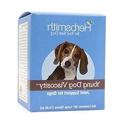 Herbsmith Young Dog Viscosity – 4-in-1 Natural Joint Suppo